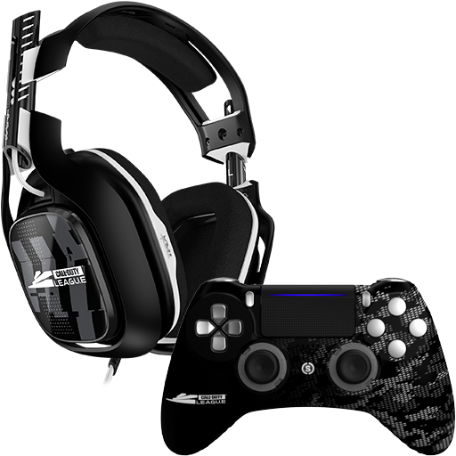 Astro A40 TR Headset + Scuf Impact Controller + Scuf Impact / Pro Player Pack